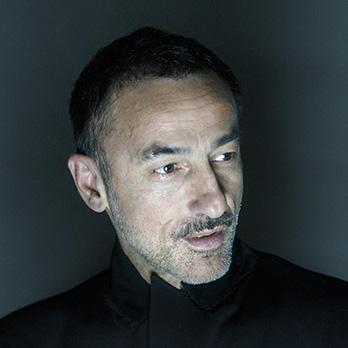Portrait de Dimitris Papaioannou
