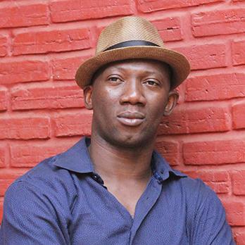 Portrait de Serge Aimé Coulibaly