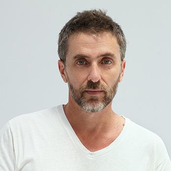 Portrait de Pascal Rambert
