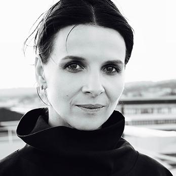 Portrait de Juliette Binoche