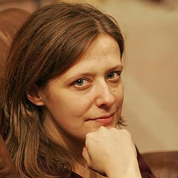 Portrait de Irène Bonnaud