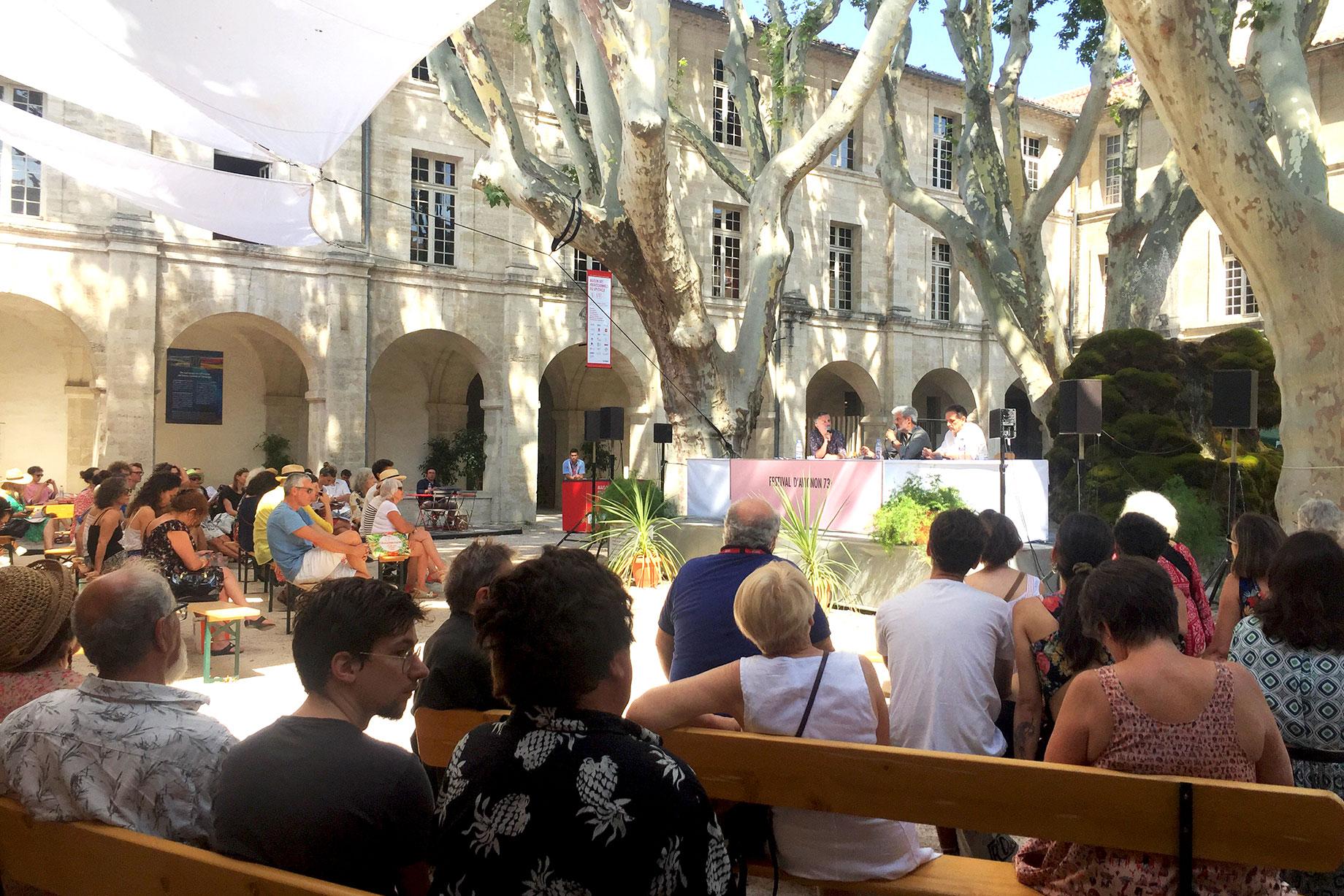Conférence de presse (07/07)