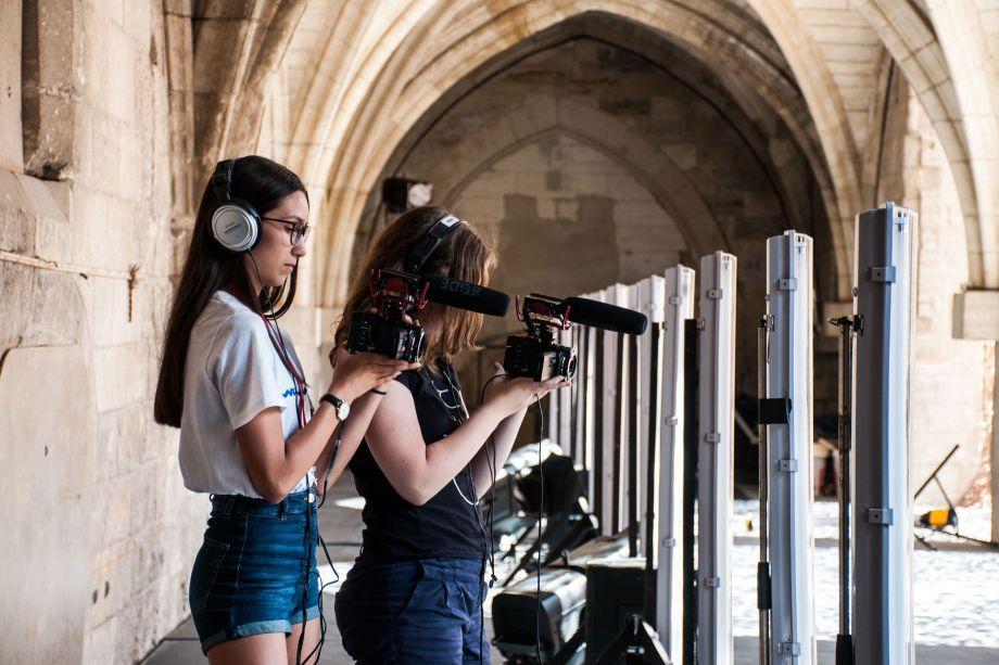 Jeunes reporters culture 2018