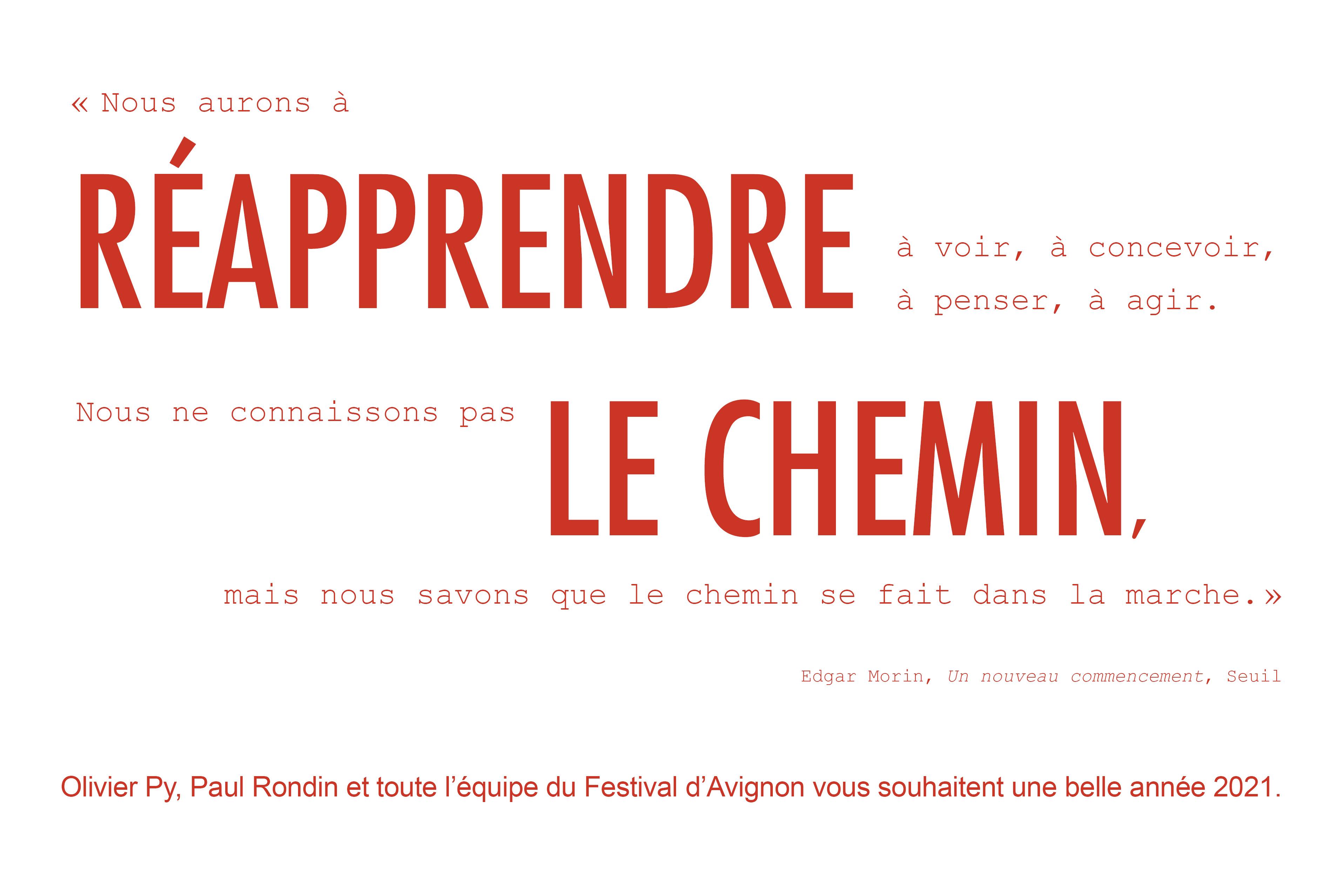 Actualités | Festival d'Avignon