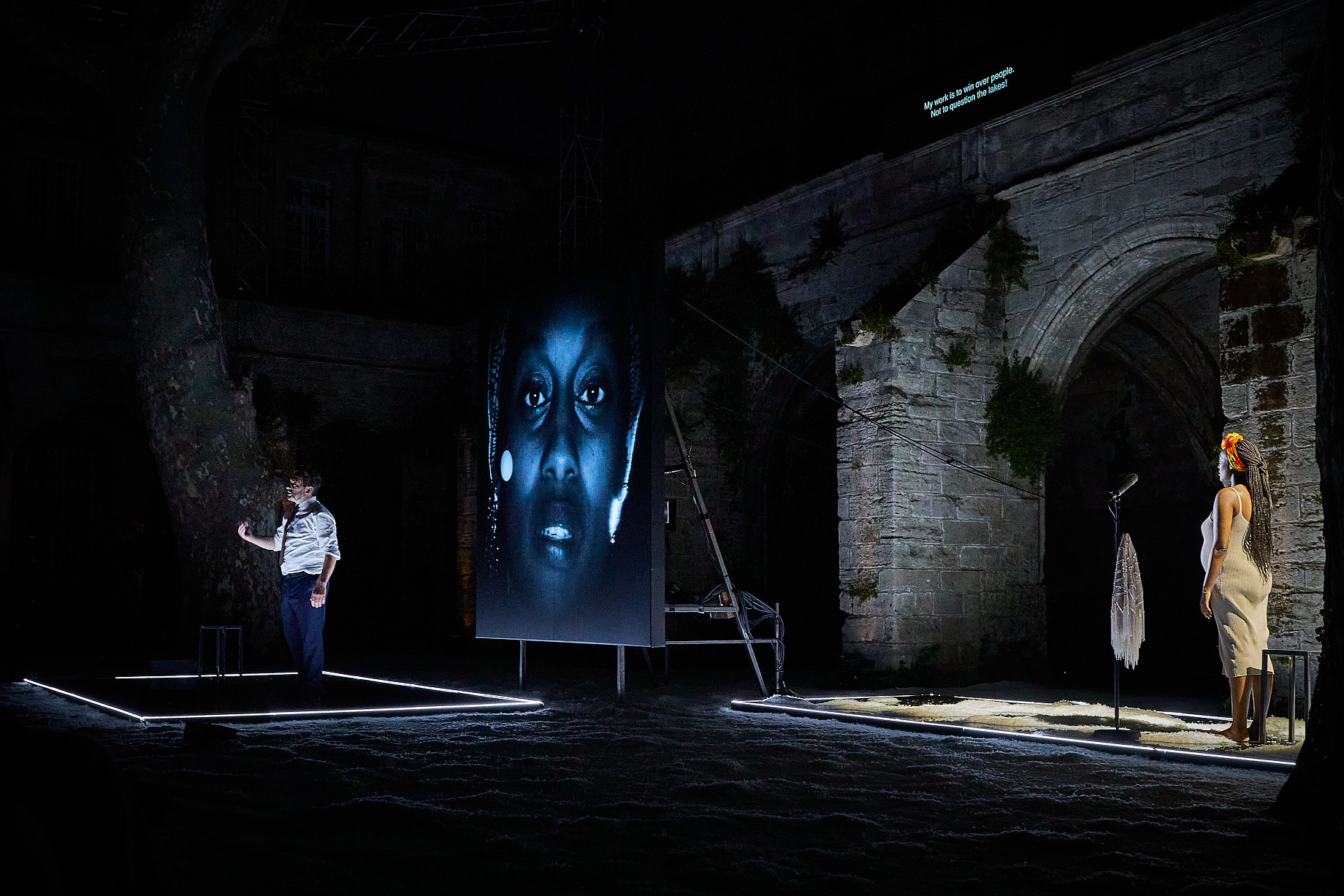 La dernière nuit du monde | Festival d'Avignon