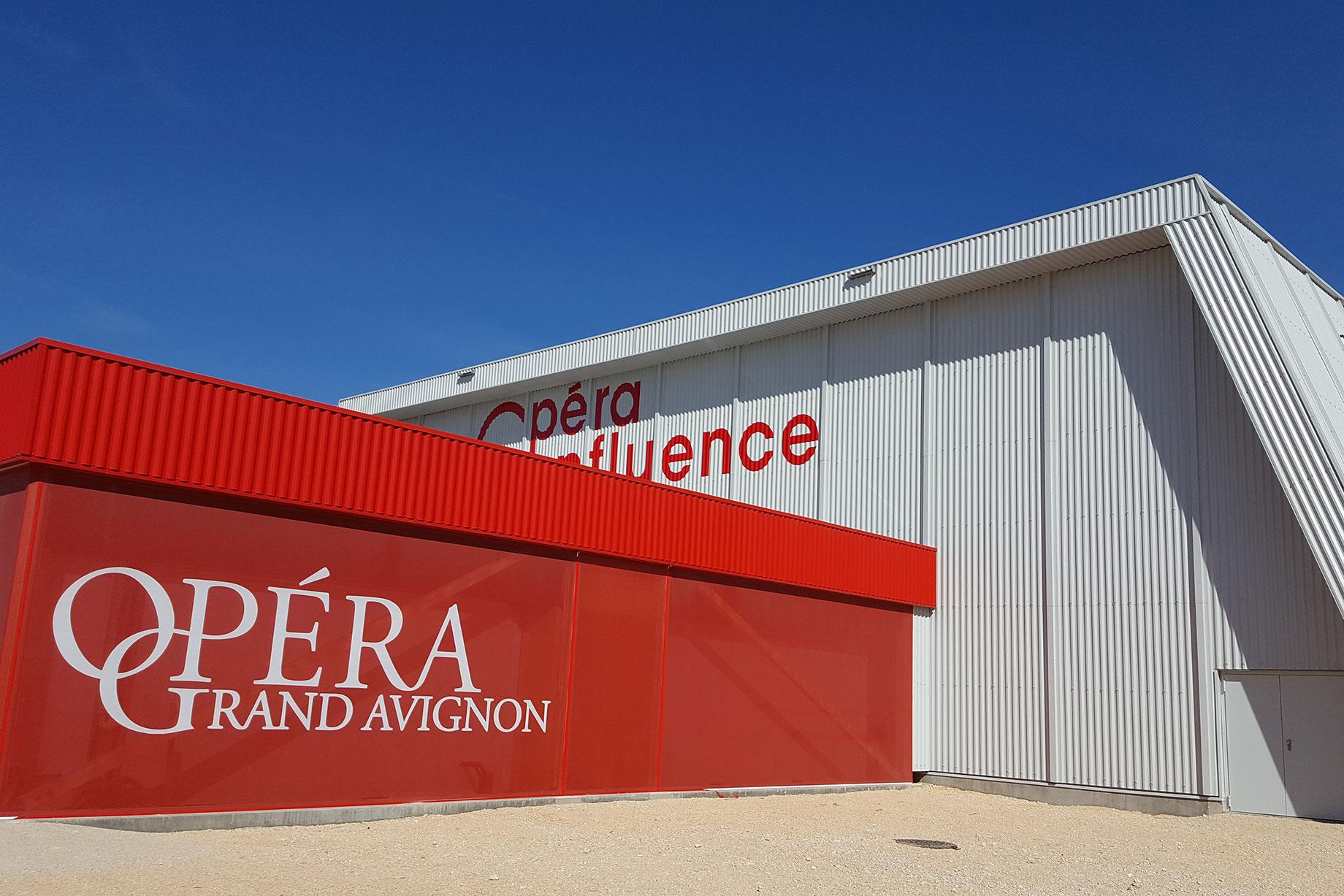Opera Confluence