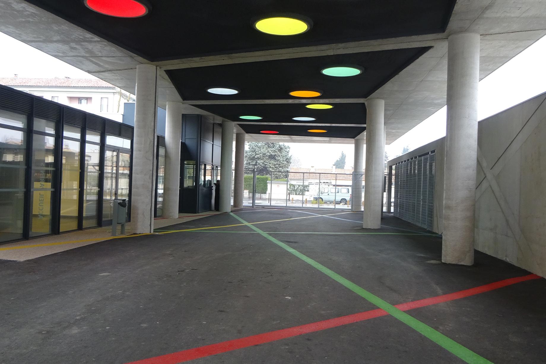 Collège Anselme Mathieu